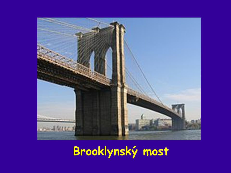 Brooklynský most