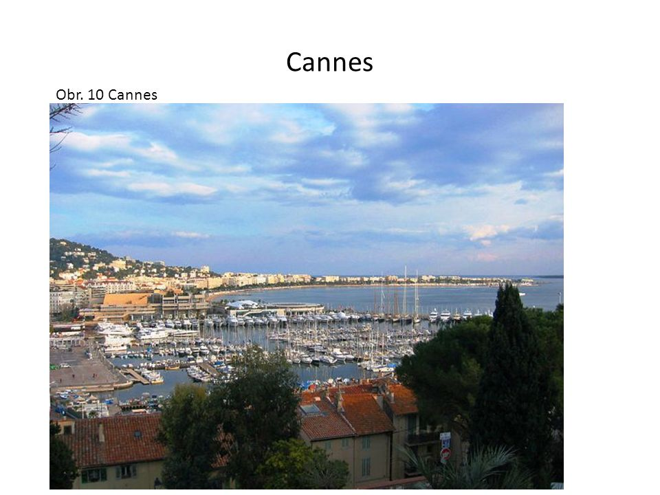 Cannes Obr. 10 Cannes