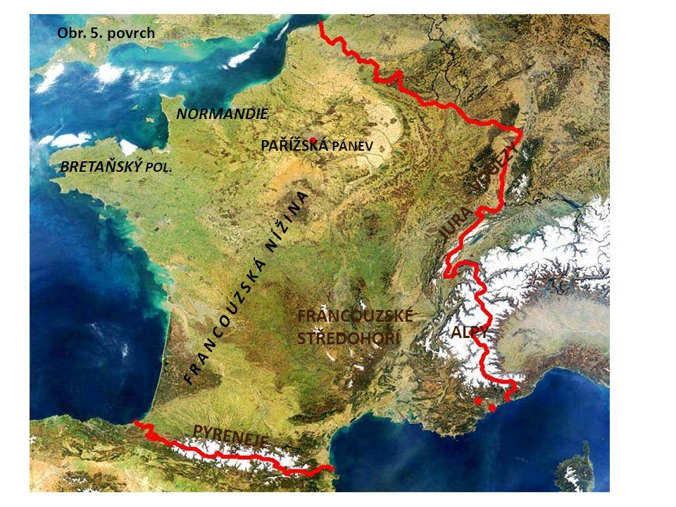 10.Oblast údolí řeky Rhóny, hlavní cíle turistického ruchu patří města Lyon, Avignon, Orange.