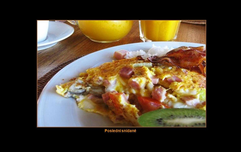 Poslední snídaně