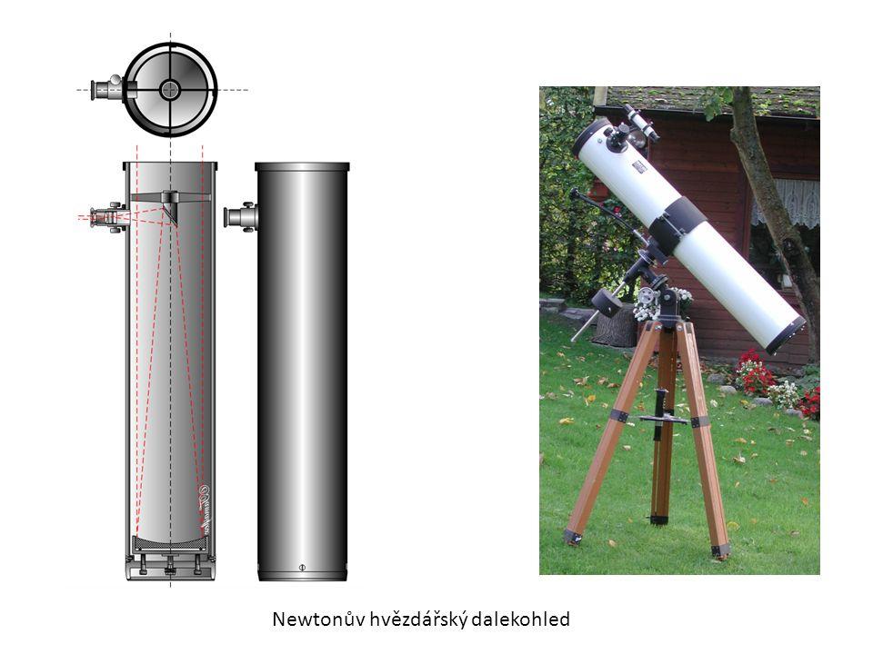 Newtonův hvězdářský dalekohled