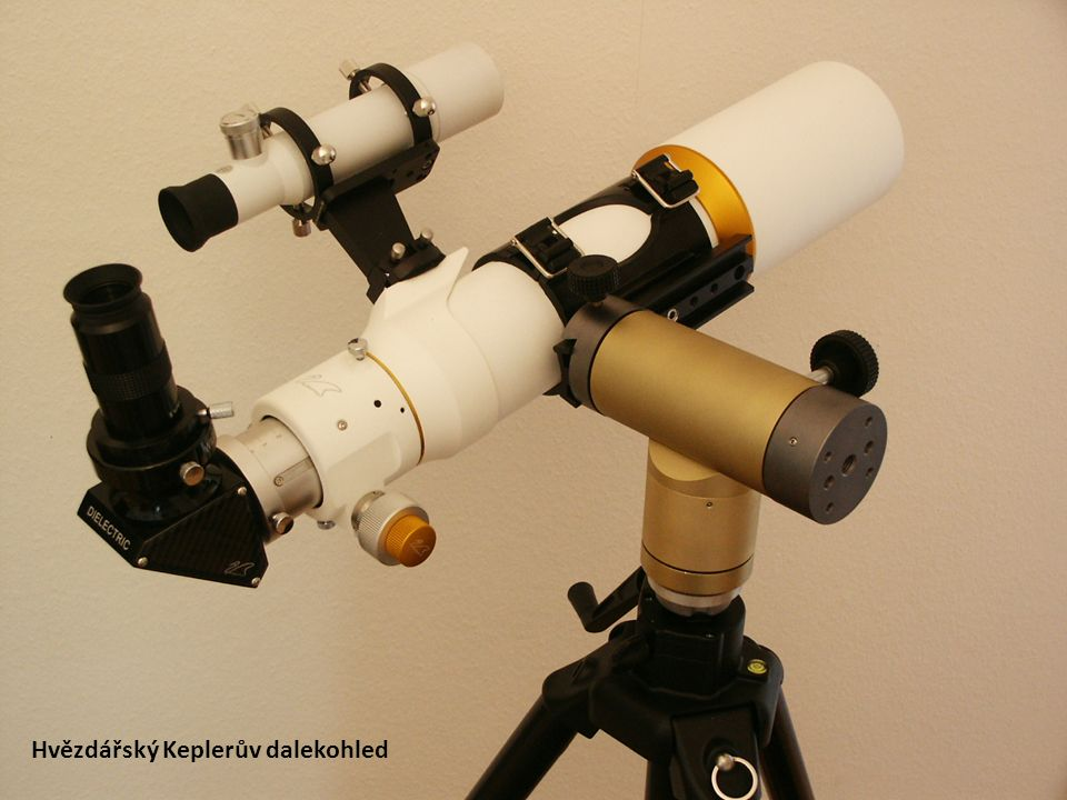 Hvězdářský Keplerův dalekohled