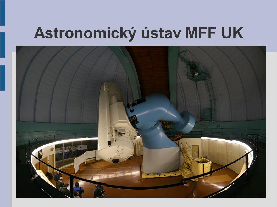 Astronomický ústav MFF UK