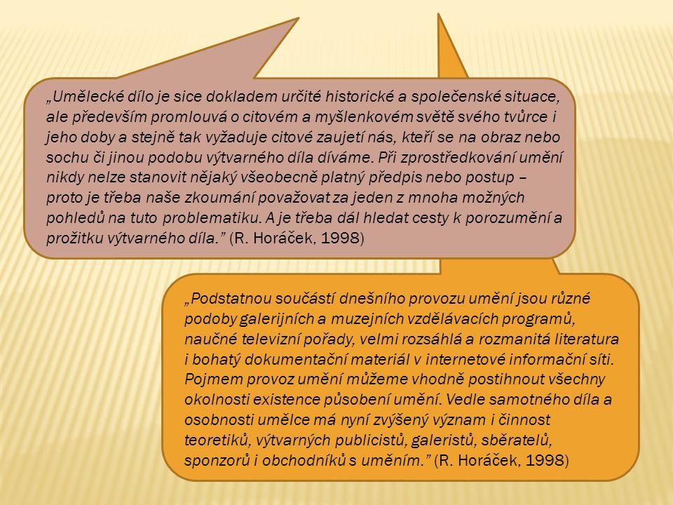 dalším, nejen aktuálním, trendem (specifickým pro české prostředí) je tzv.