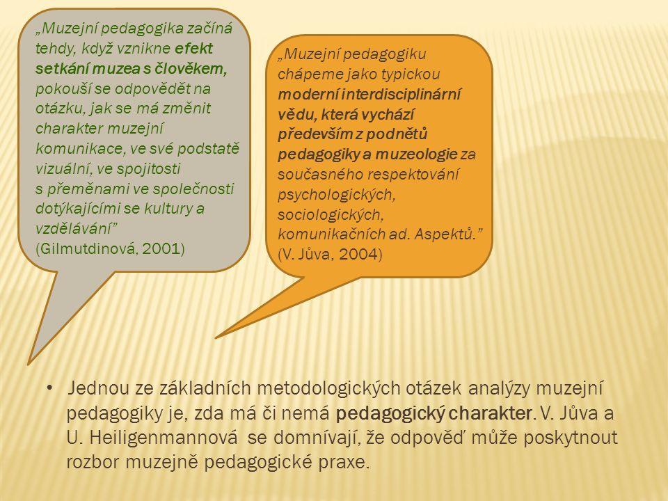 1.Participaci na tvorbě muzejních expozic a výstav 2.