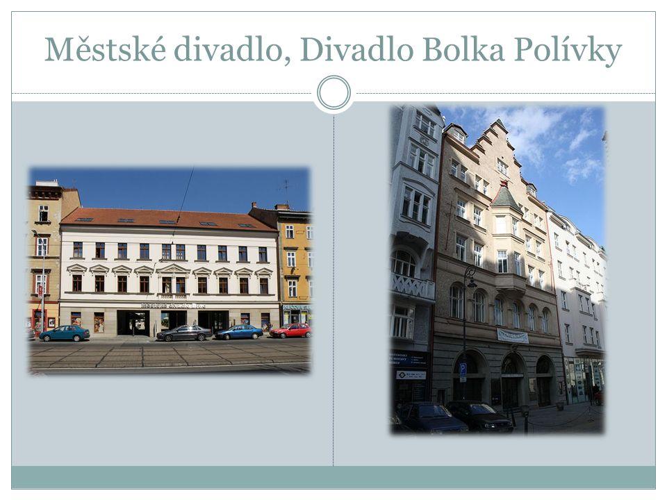 Městské divadlo, Divadlo Bolka Polívky