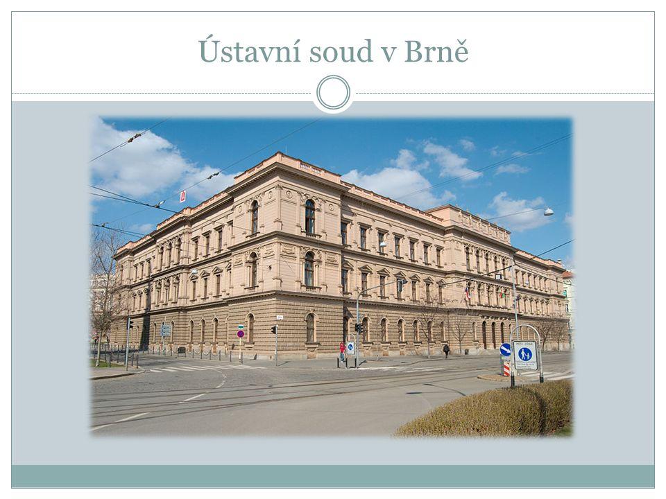 Budova pobočky České národní banky
