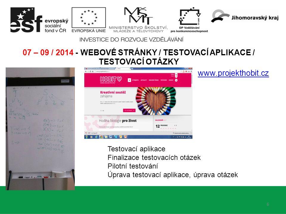 17 MEDIÁLNÍ VÝSTUPY PROJEKTU Videa z kreativní soutěže B rněnská MHD 9. - 30. 3. 2015