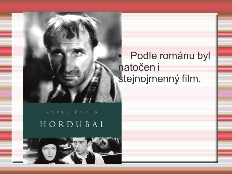 Hordubal Po delší době se Hordubal vrací z Ameriky ke své rodině na Podkarpatskou Ukrajinu.