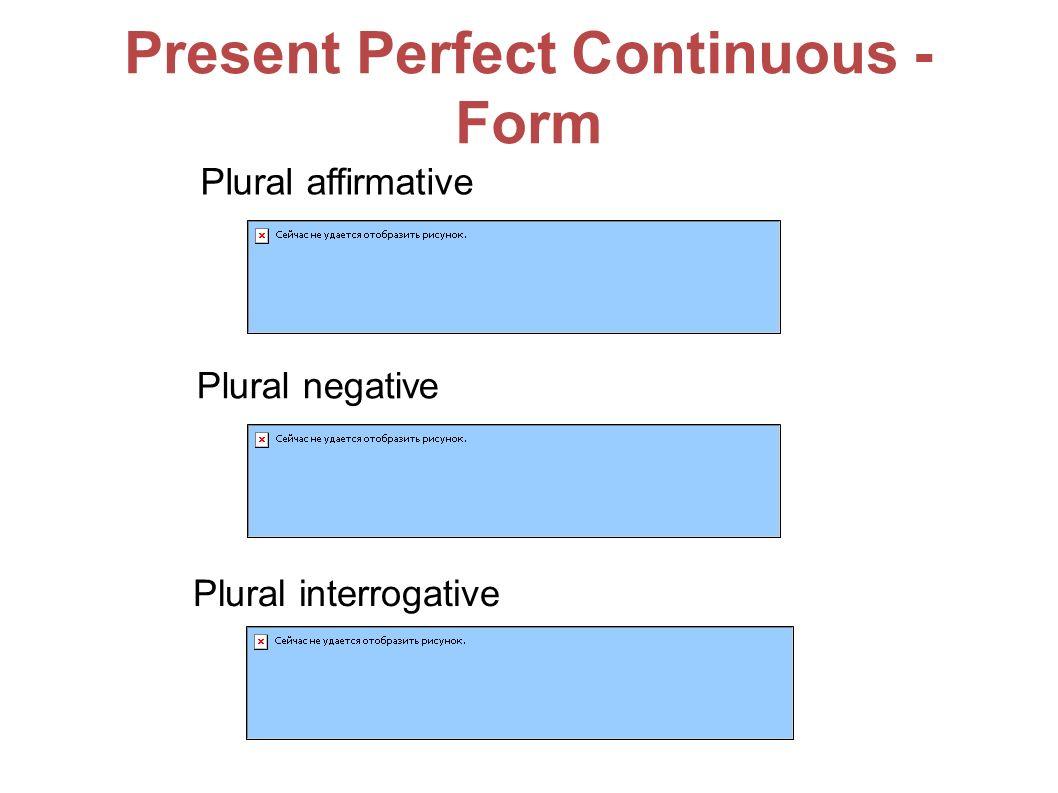 Present Perfect Continuous - Translation 1.Jak dlouho tu knihu čteš.