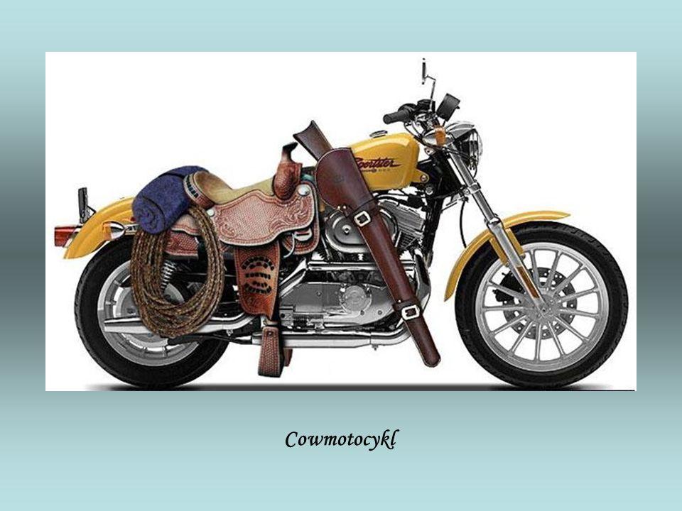Cowmotocykl