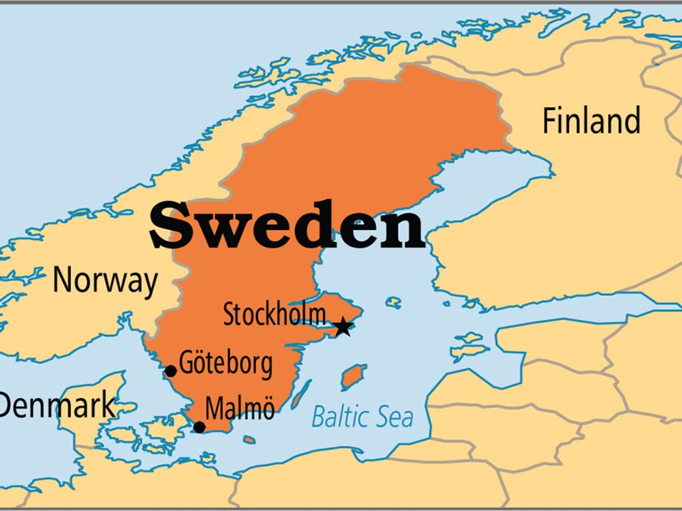 Stockholm 377.30 km² 830 000 obyvatel