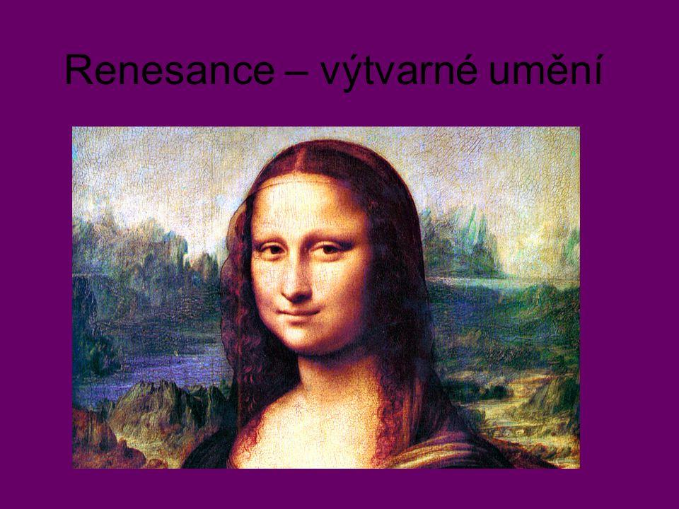 Renesance – výtvarné umění