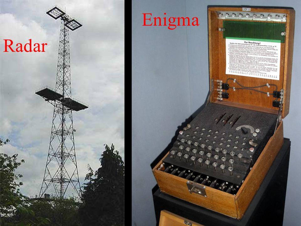 Radar Enigma