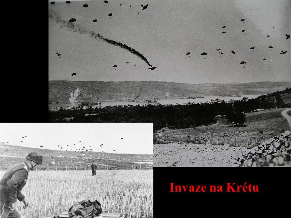 Invaze na Krétu