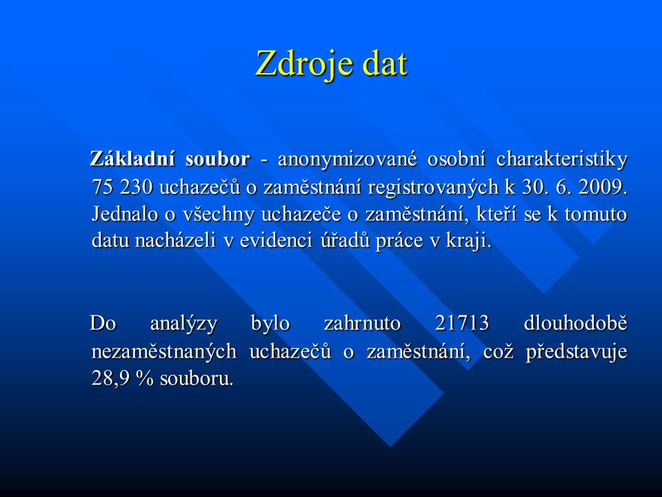 Dlouhodobě zaměstnaní v Moravskoslezském kraji k 31.12.
