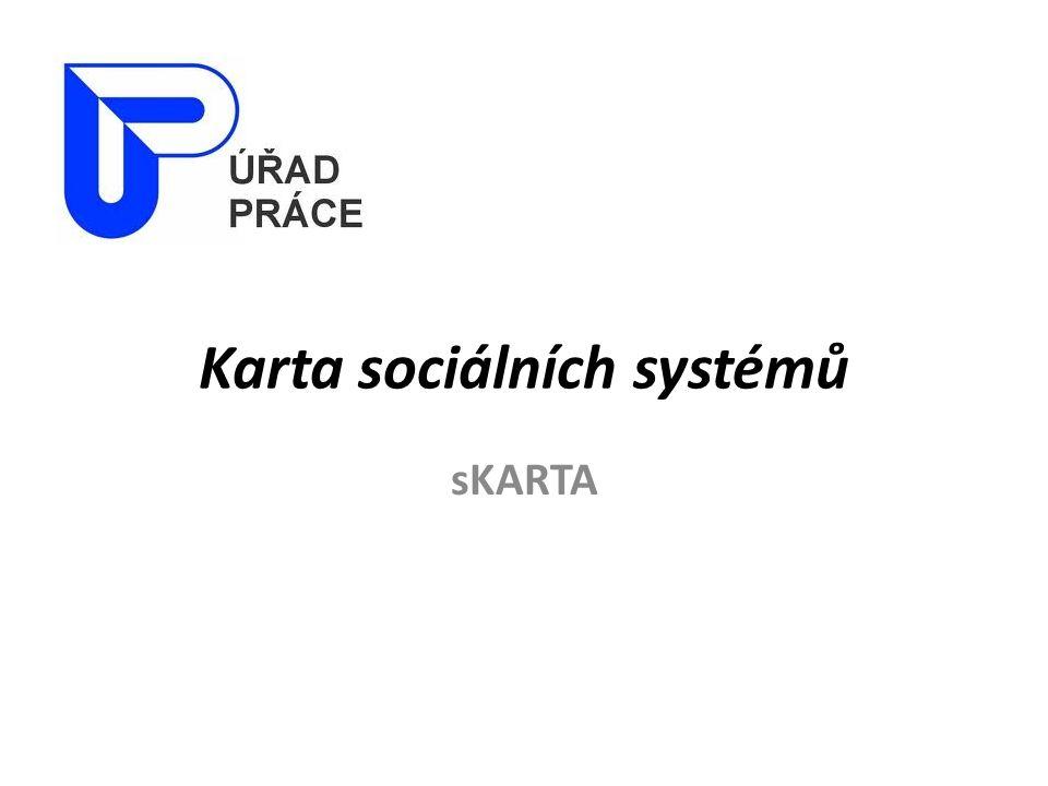 Karta sociálních systémů sKARTA