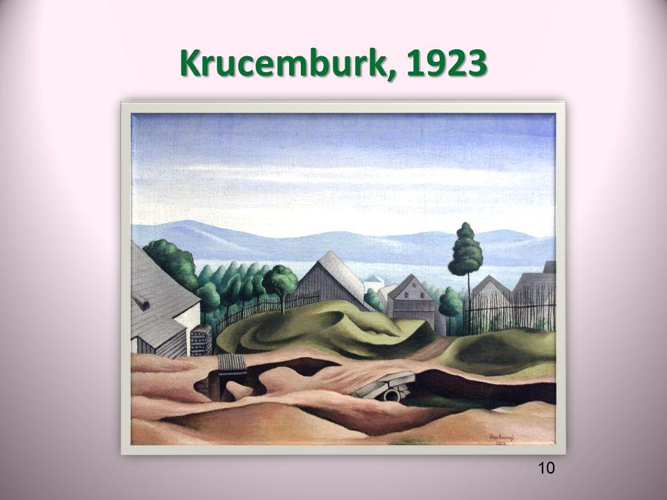 Krucemburk, 1923 10