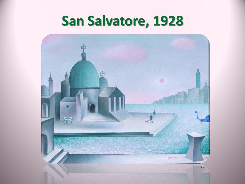 San Salvatore, 1928 11
