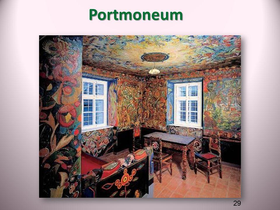 Portmoneum 29