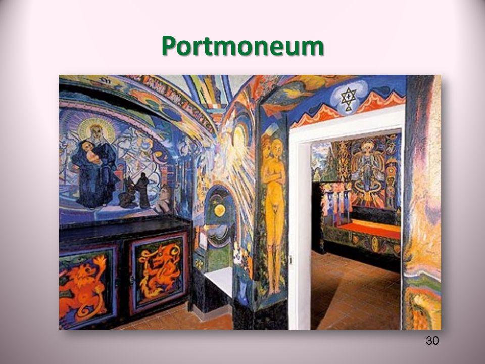 Portmoneum 30