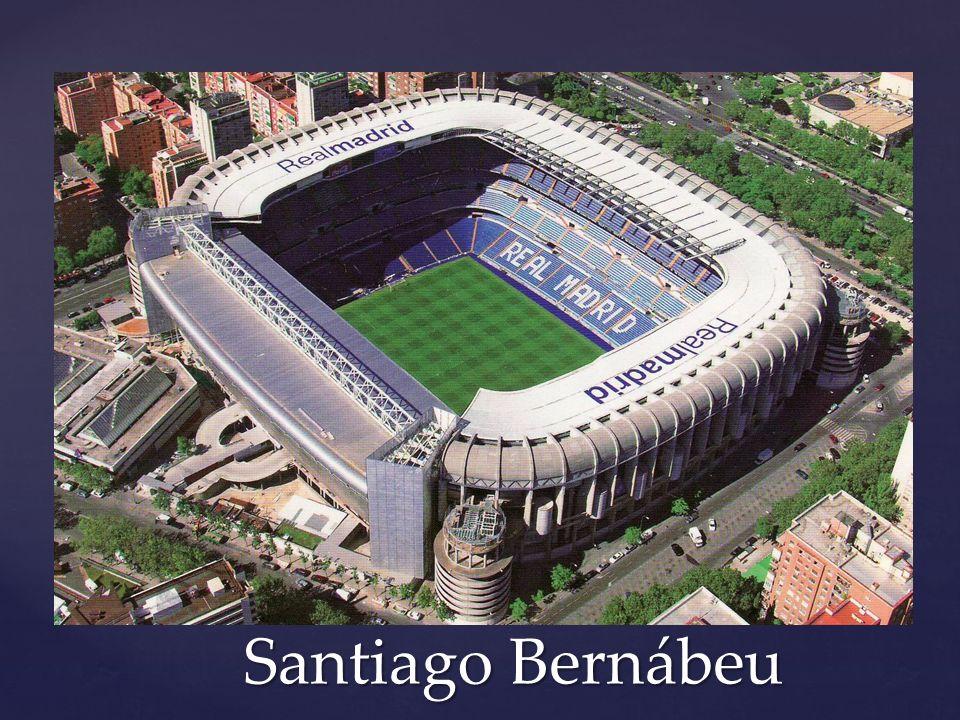 Santiago Bernábeu Santiago Bernábeu