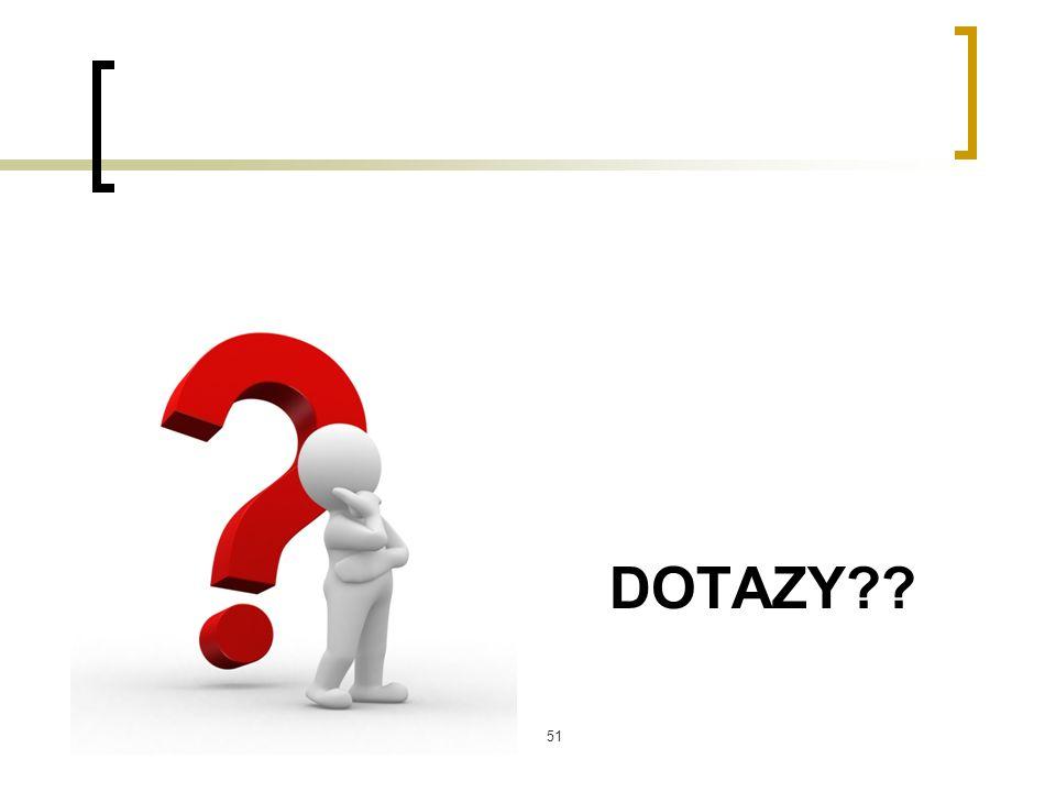 DOTAZY 51