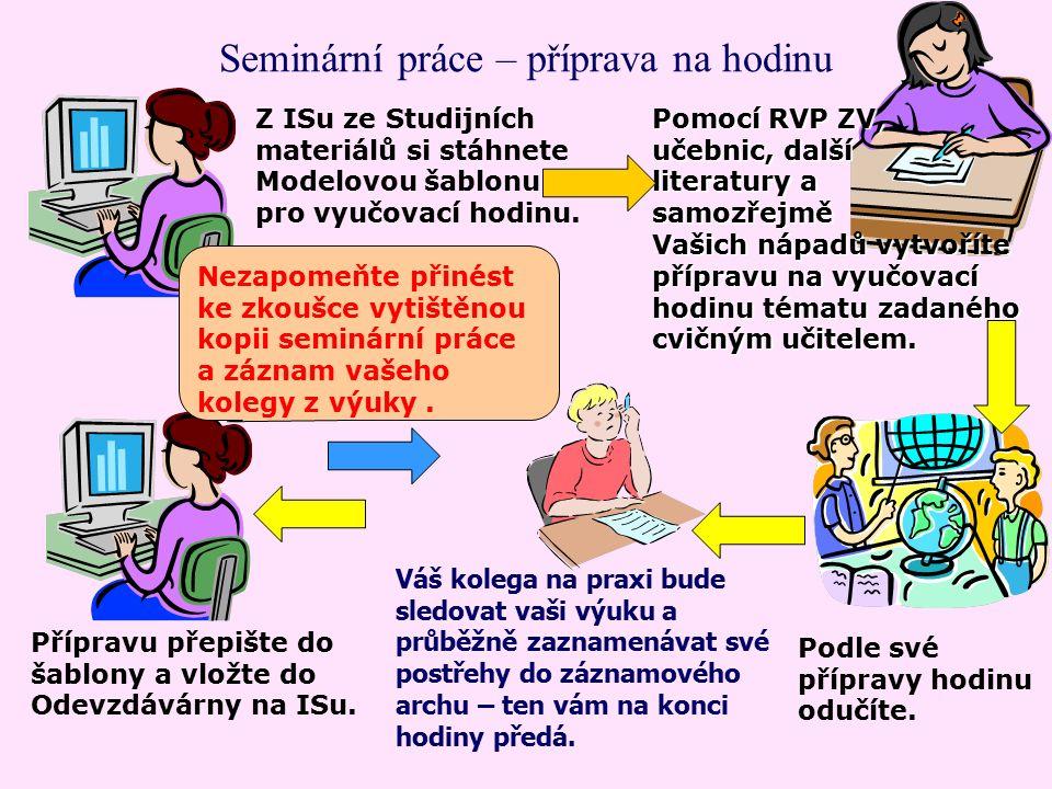 Jak učit (výběr metod a forem) – je na každém učiteli, volba metod a forem se odvíjí od prostorových a časových možností výuky, vybavení školy didaktickými prostředky a charakteru žákovského kolektivu.
