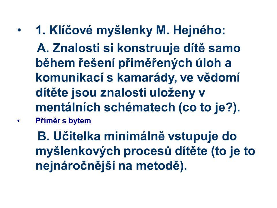 Vše podpořené polskou psycholožkou prof.Edytou Gruszyk-Kolczynskou: C.