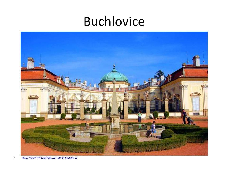 Buchlovice http://www.vyletyprodeti.cz/zamek-buchlovice