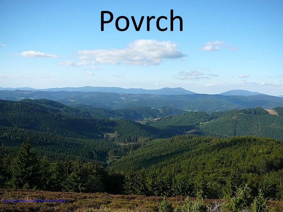 Povrch http://www.tisicovky.cz/cs/hory/javorniky/foto/