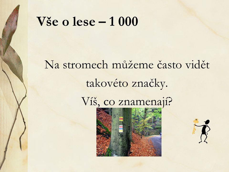 Lesní plody – 2 000 Která jsem plodina.Aby sis mě mohl/a utrhnout, musíš dávat pozor.