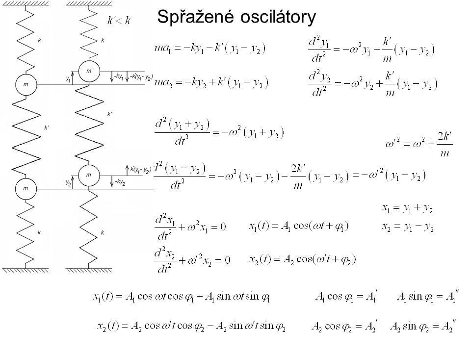 Spřažené oscilátory