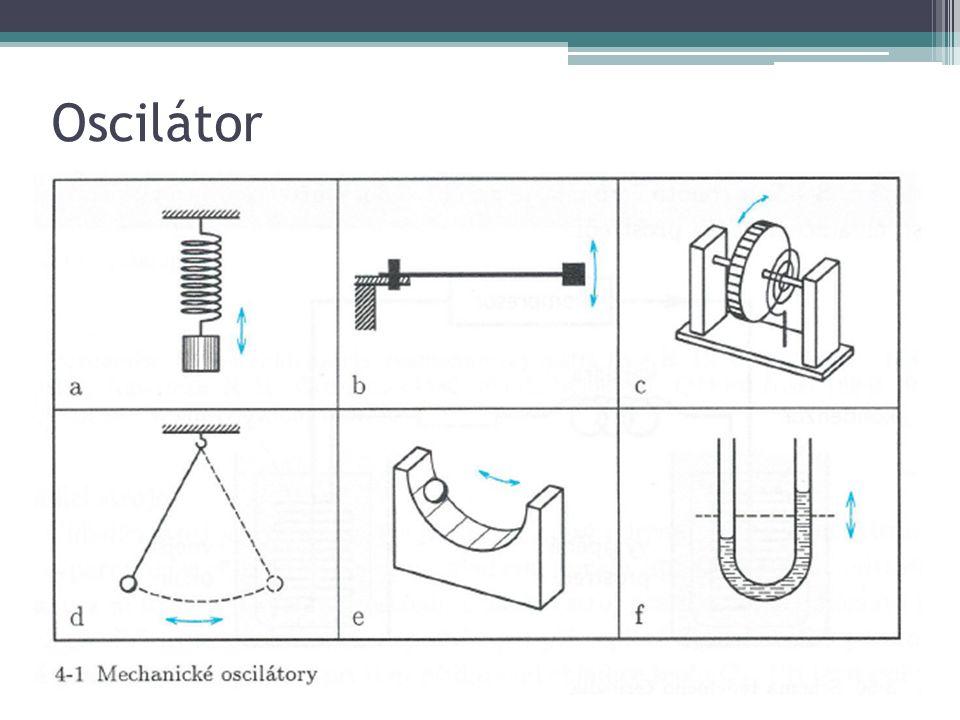 Oscilátor