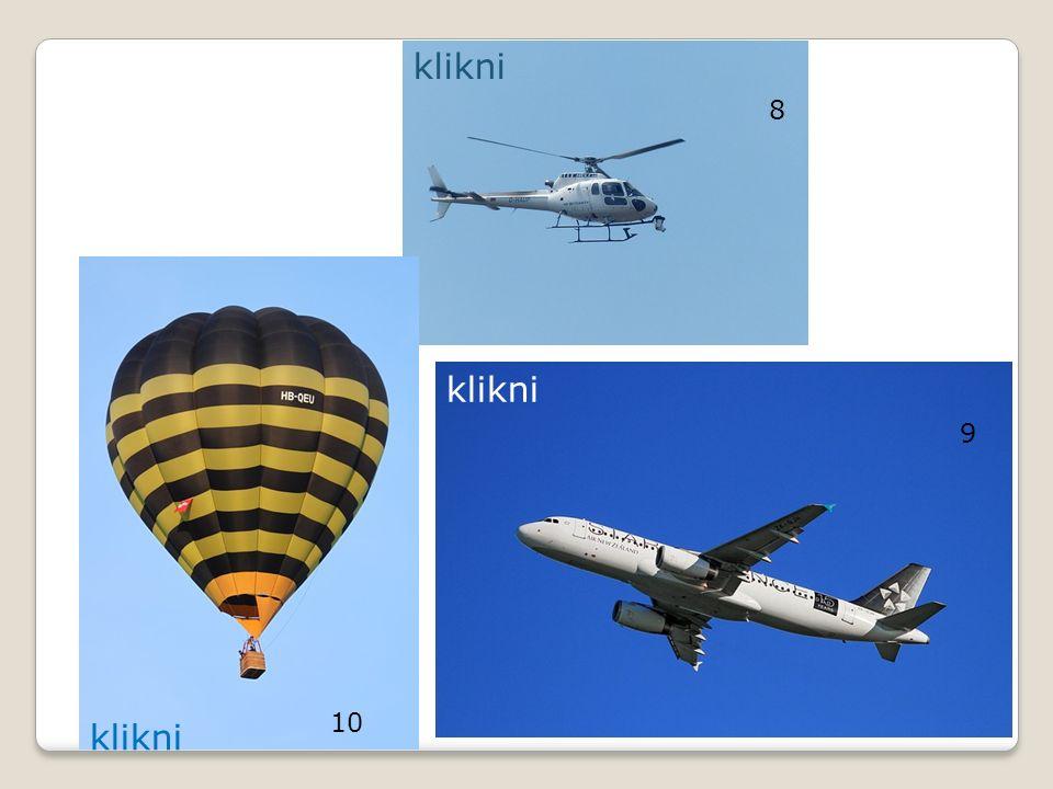 10 8 9 vrtulníkletadlobalon klikni