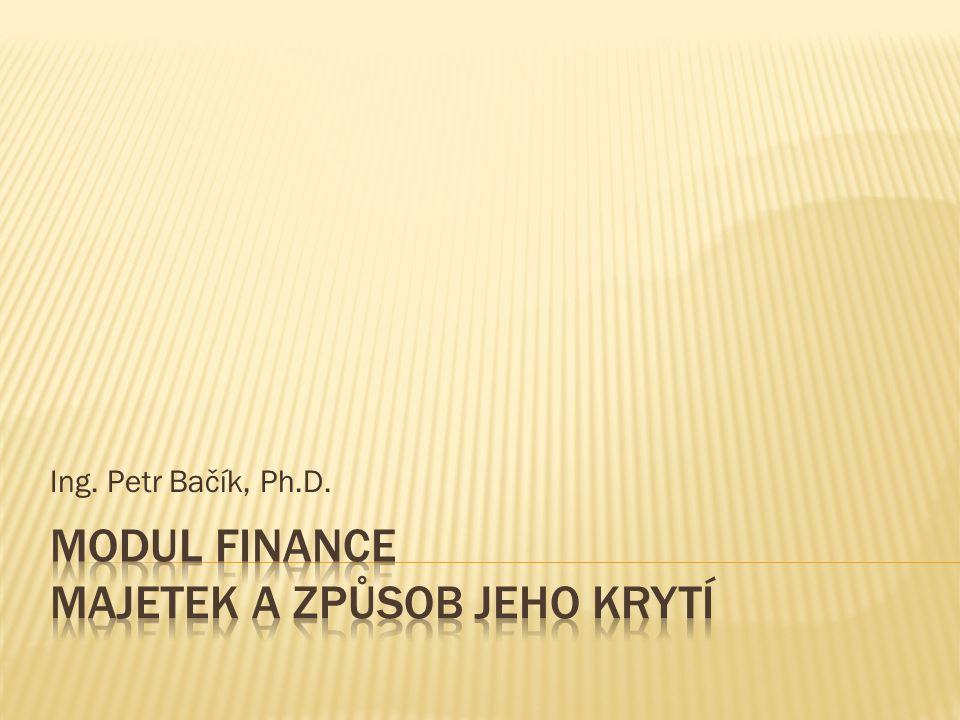Ing. Petr Bačík, Ph.D.