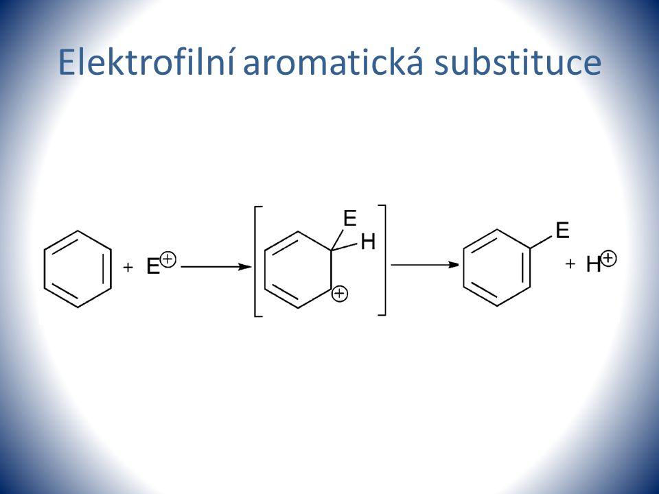 Elektrofilní aromatická substituce