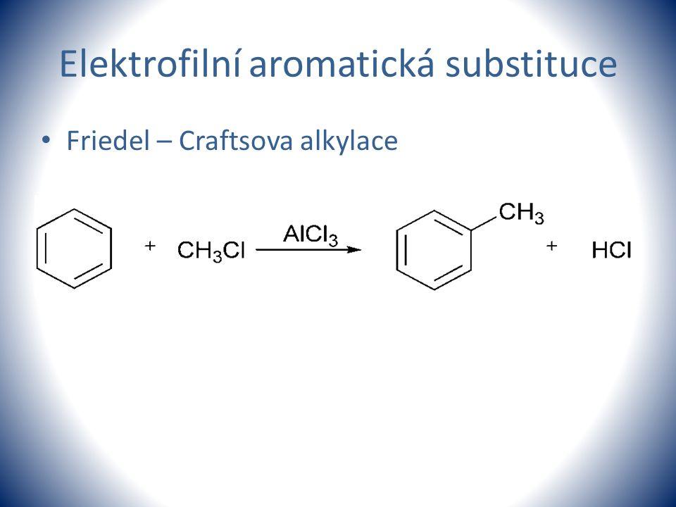 Elektrofilní aromatická substituce Friedel – Craftsova alkylace