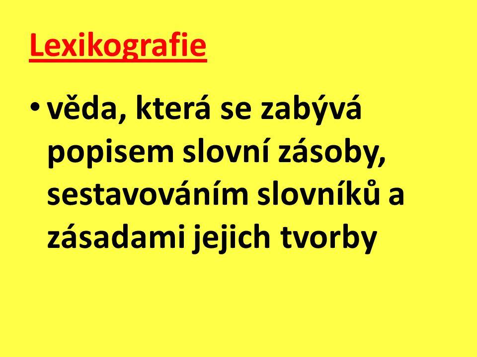 Použitá literatura: Vlašín, Š.a kol. Slovník literární teorie.