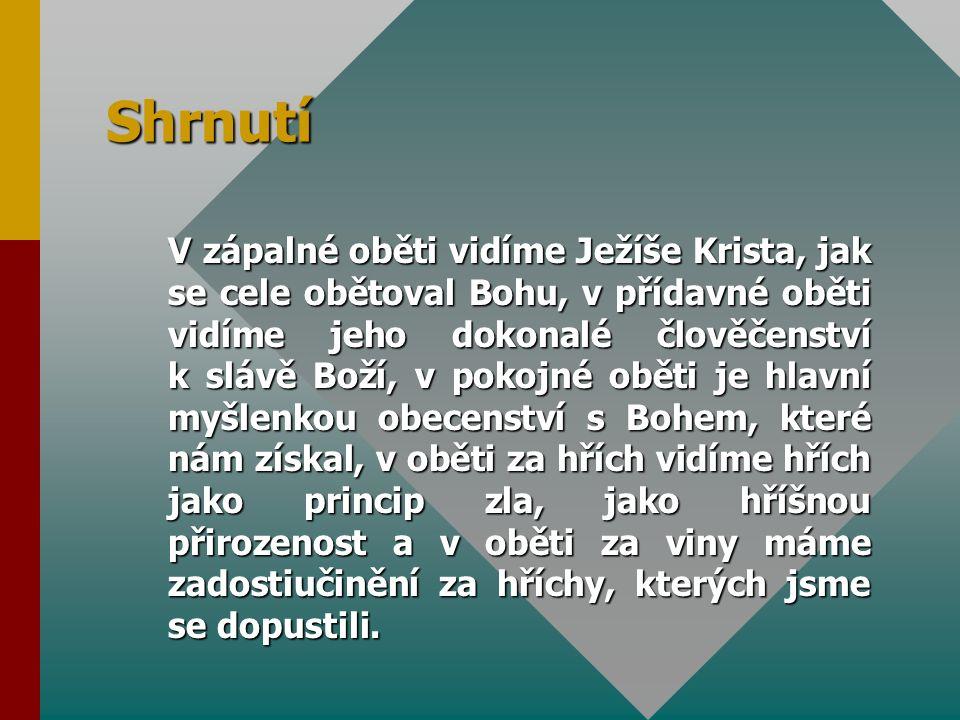 Oběť zápalná Lv 1 kap.