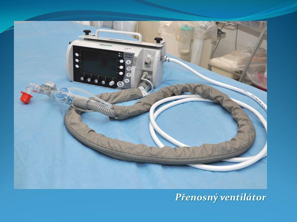 Přenosný ventilátor