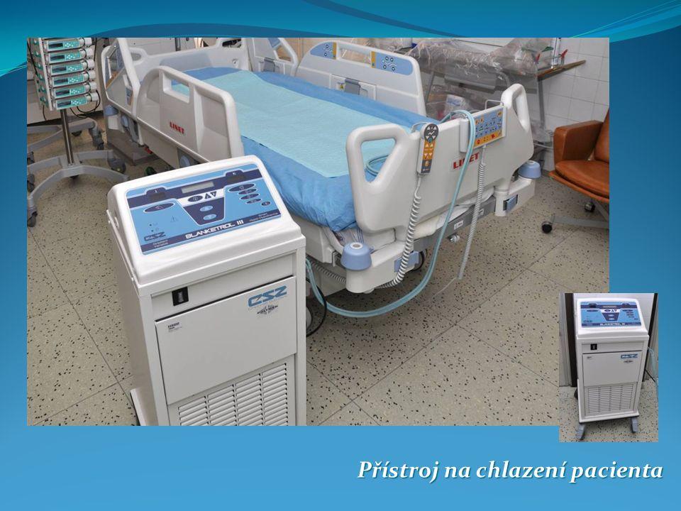 Přístroj na chlazení pacienta