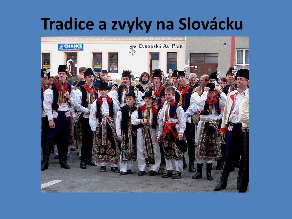 Tradice a zvyky na Slovácku