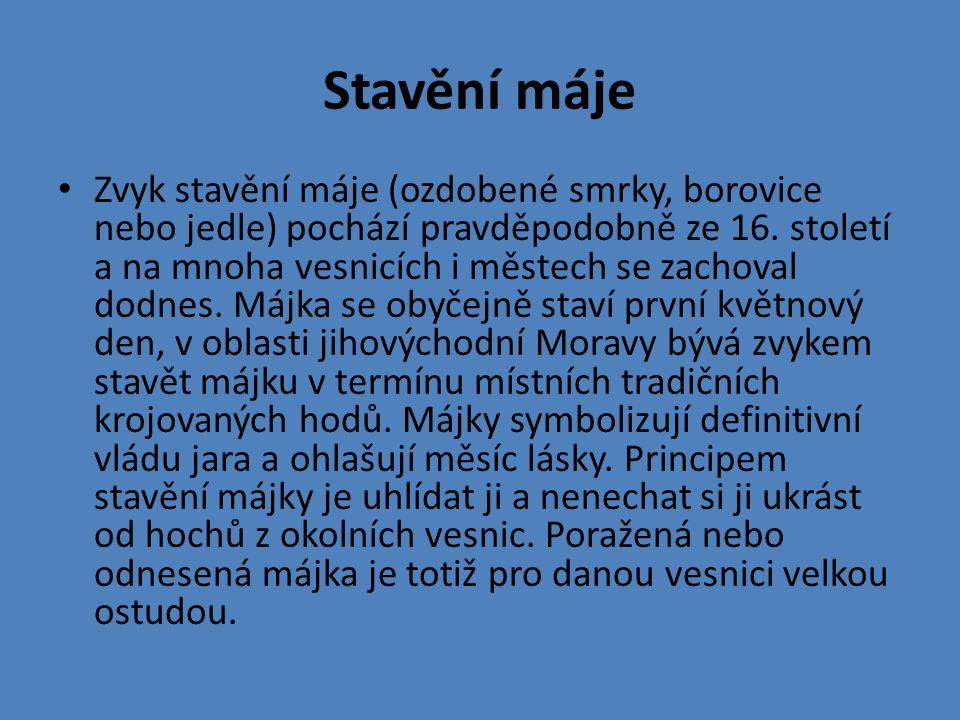 Konec Zpracoval: René Dostál Zdroje: http://www.jizni-morava.cz/http://www.jizni-morava.cz/