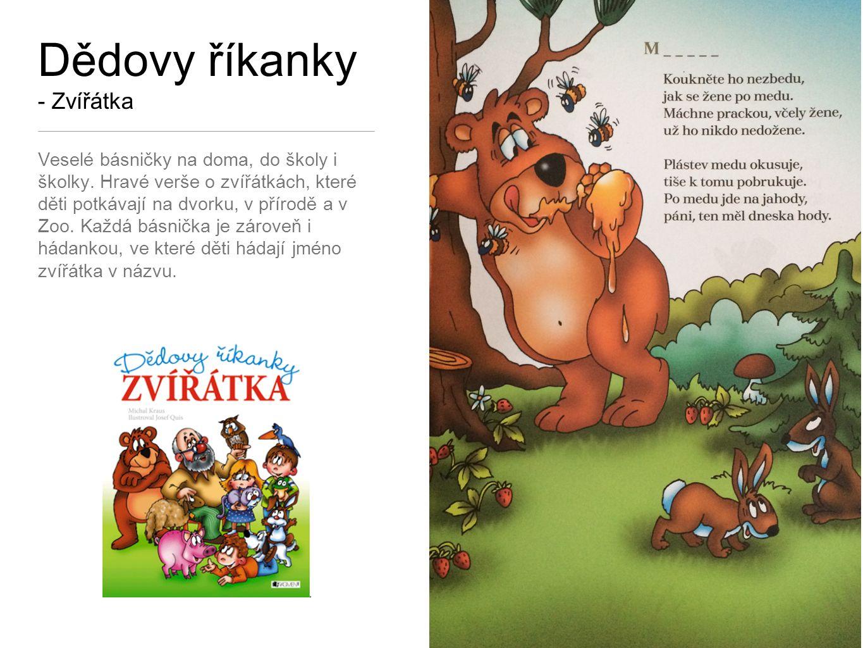 Dědovy říkanky - Roční období Veselé básničky na doma, do školky i do školy.