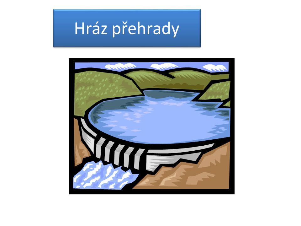 Známe vodárny na vesnicích.