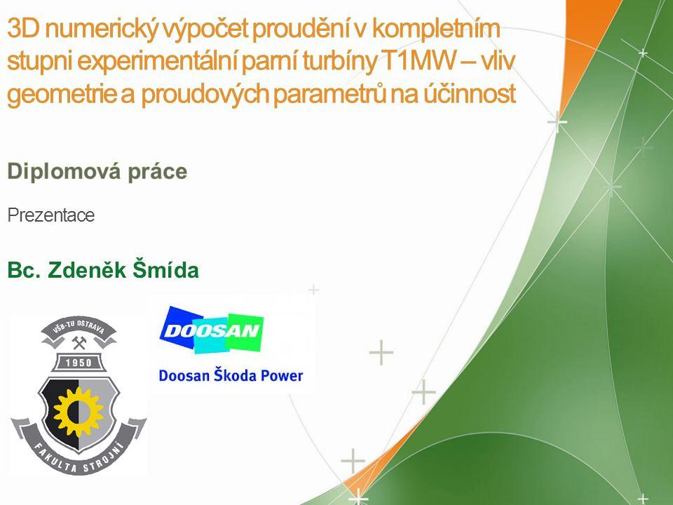 Prezentace Bc. Zdeněk Šmída