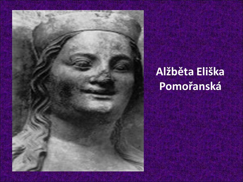 Alžběta Eliška Pomořanská