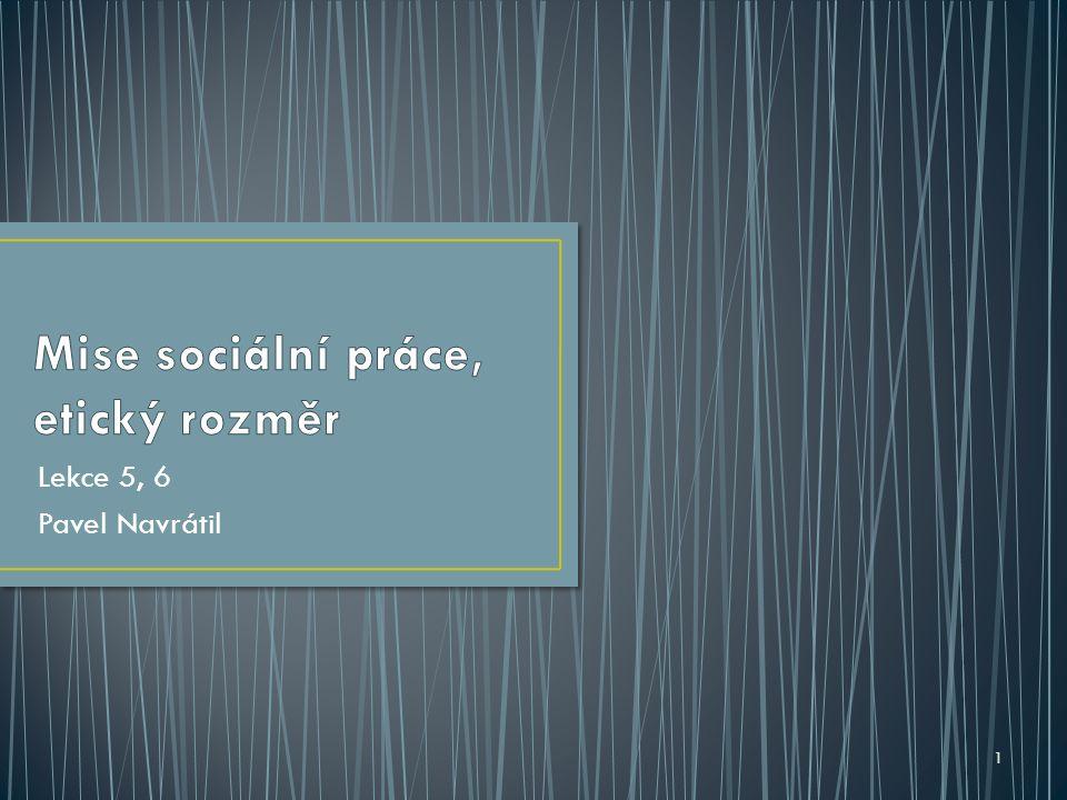 1 Lekce 5, 6 Pavel Navrátil