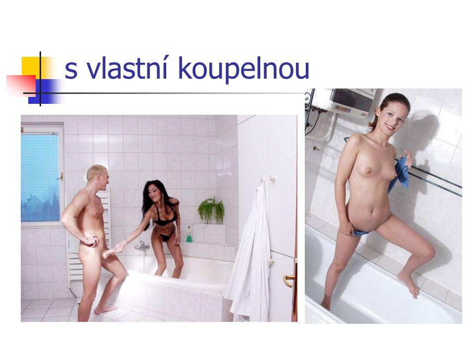 s vlastní koupelnou